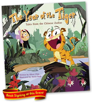 Image Missing: The Year of the Tiger book